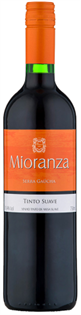 Mioranza Red Sweet 750ml - Case of 12